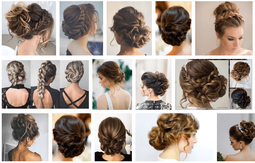 73 Easy Updo Hairstyles Step by Step for Long Hair 2020 ...