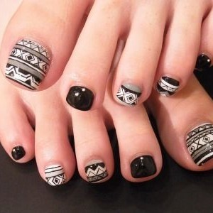 75 creative nail designs decorated with easy and elegant