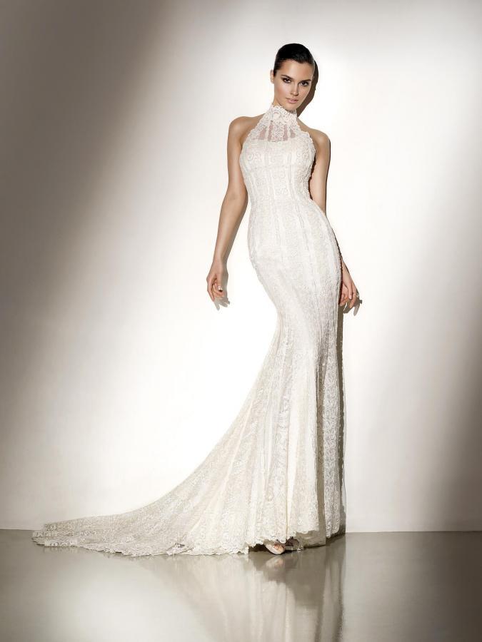 The best tight wedding dresses