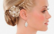 hairstyles-with-braids-and-bun-for-brides