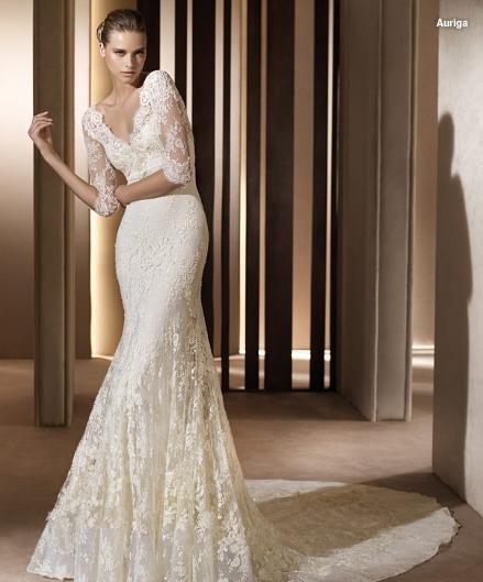 The best tight wedding dresses 2016 1