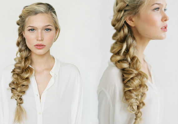 How to do easy hairstyles alone