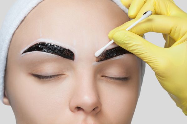 Reviewing eyebrow