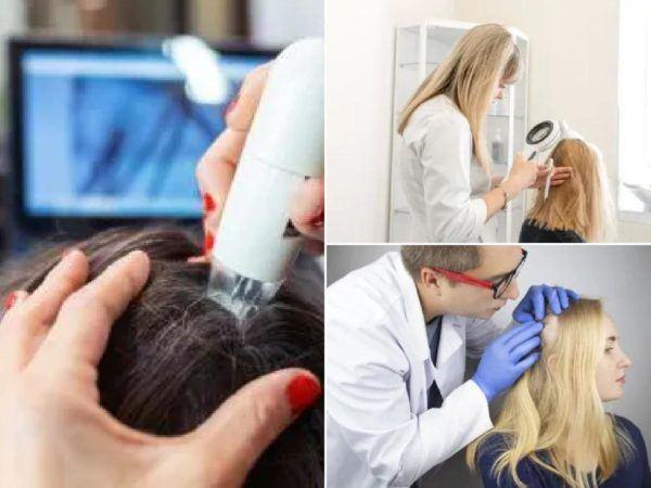 Hair surgery for women