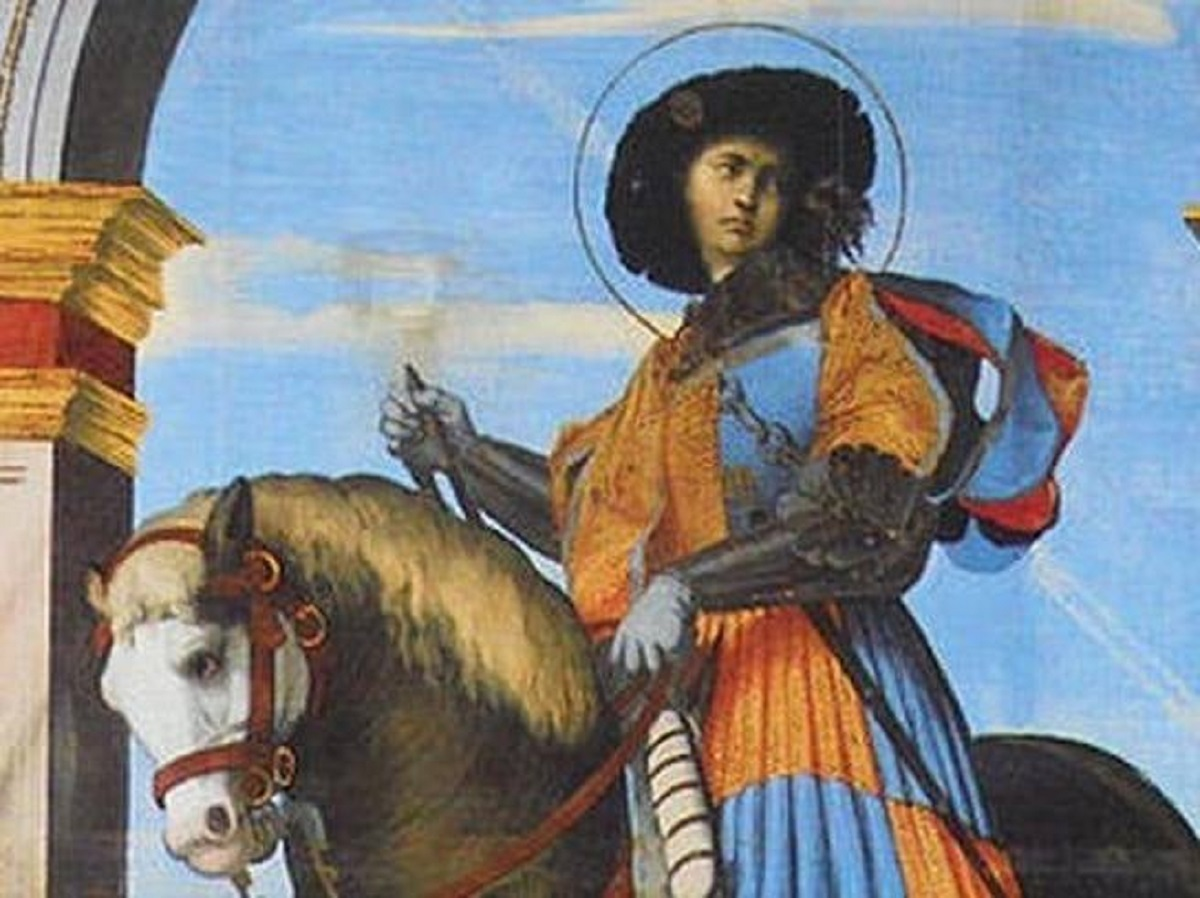 San Faustino: the story of the patron saint of singles